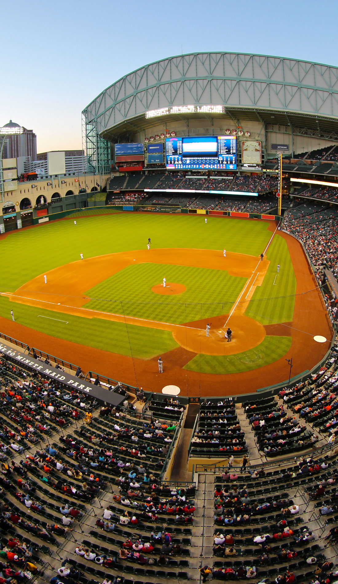 A Houston Astros live event