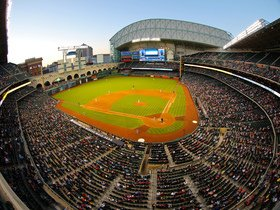 World Series: TBD at Houston Astros - Home Game 1 (Date TBA)
