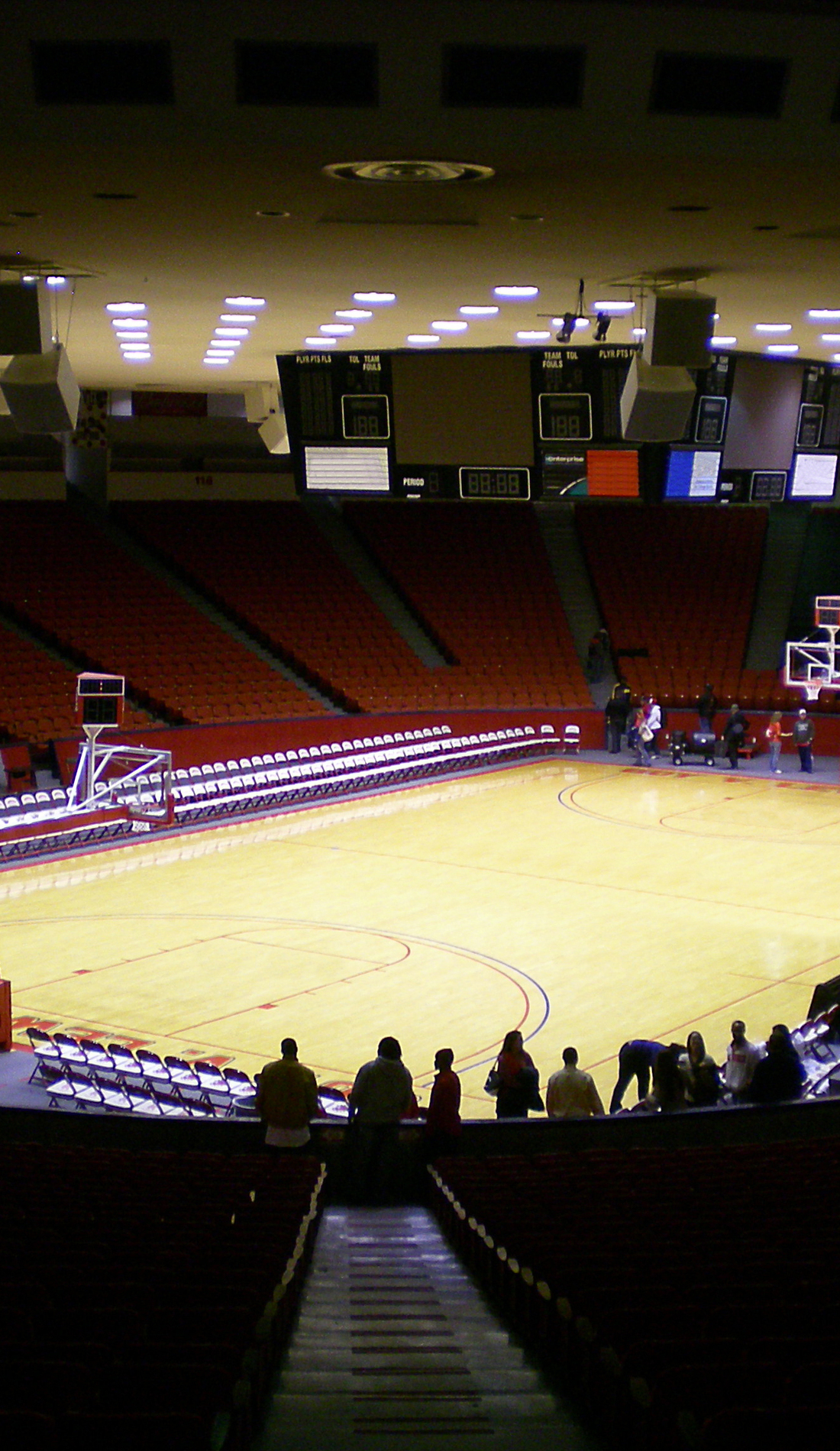 A Houston Cougars Basketball live event