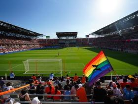Houston Dynamo at Portland Timbers