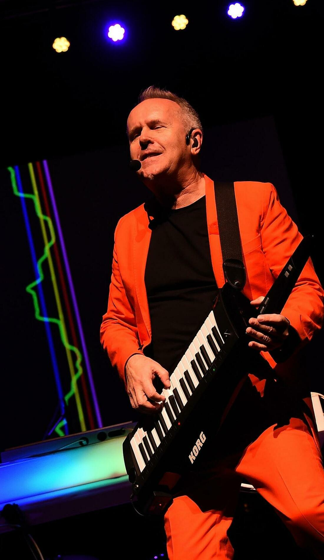 A Howard Jones live event