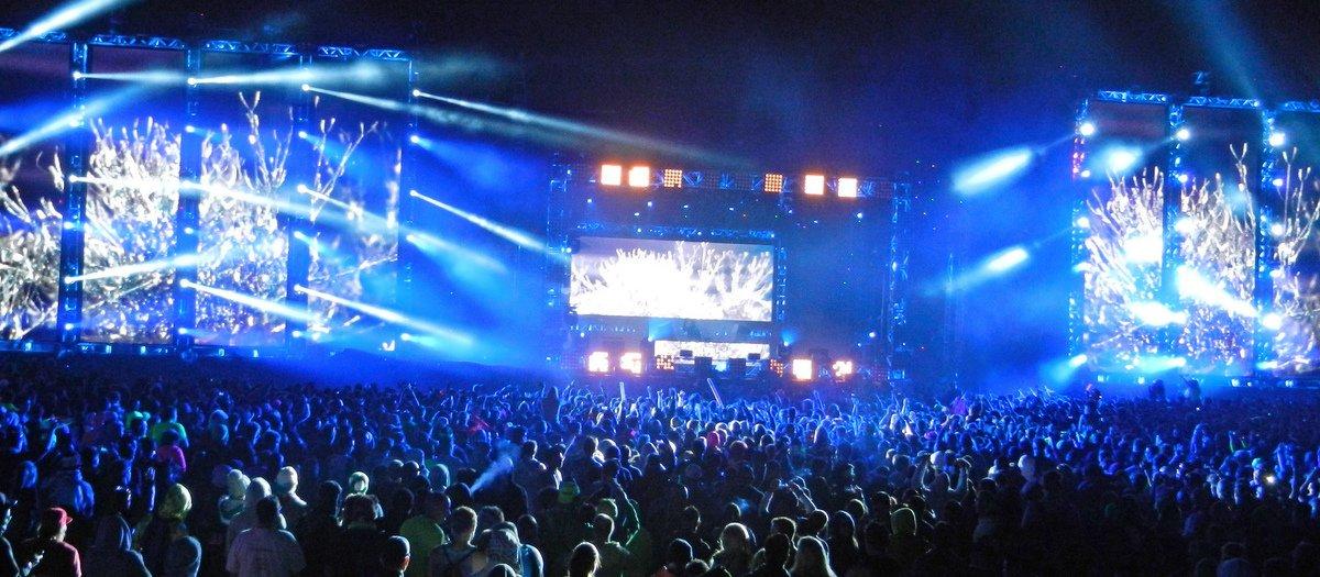 Hybrid Music Festival Tickets