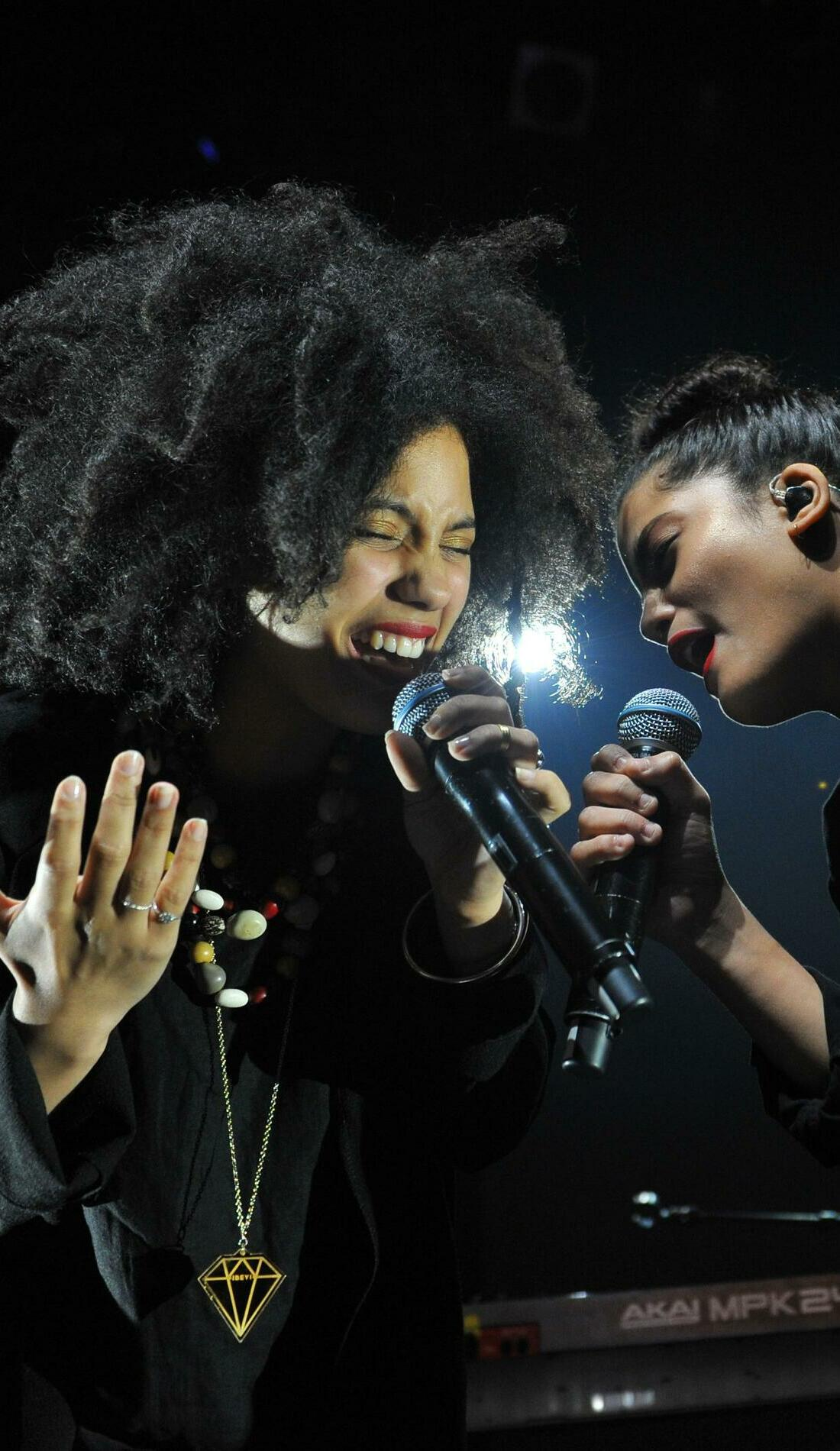 A Ibeyi live event