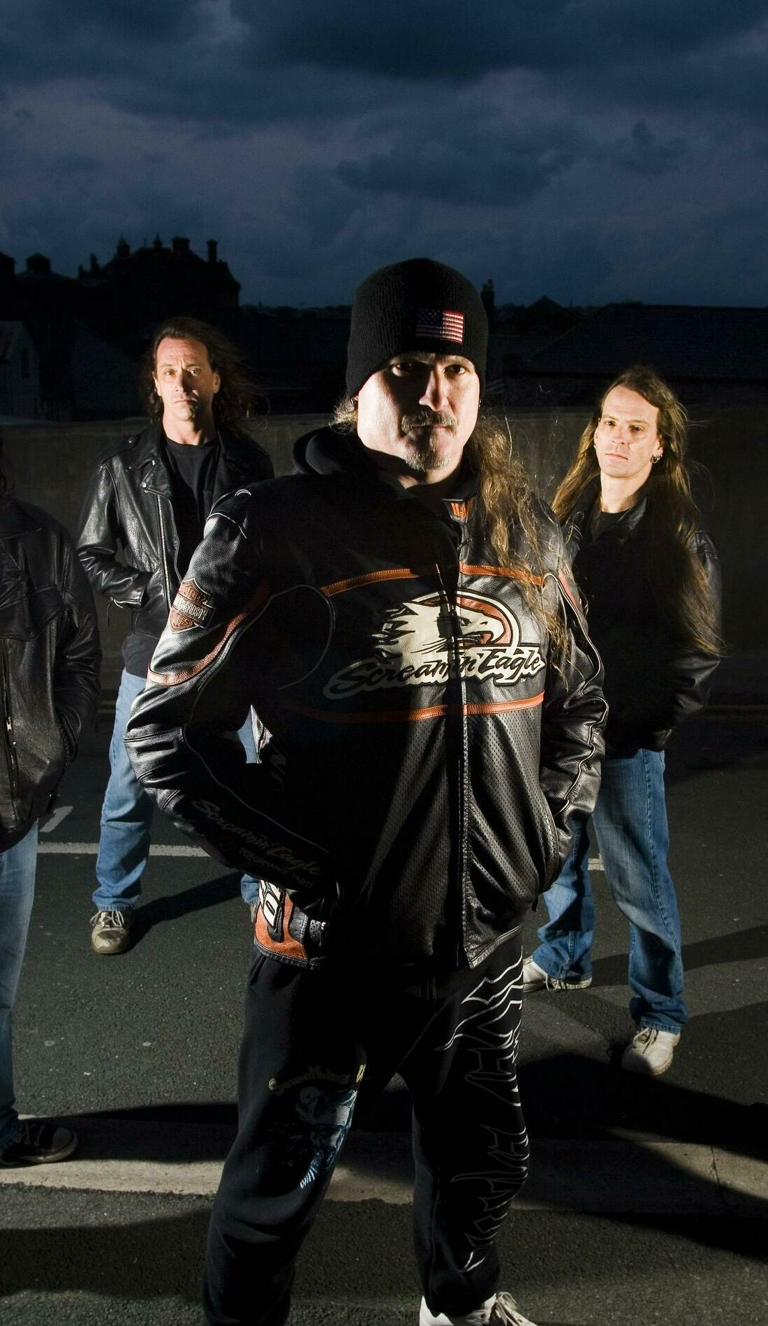A Iced Earth live event