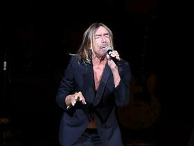 Advertisement - Tickets To Iggy Pop