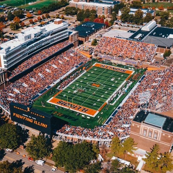 Illinois Fighting Illini Football