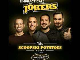 Advertisement - Tickets To Impractical Jokers