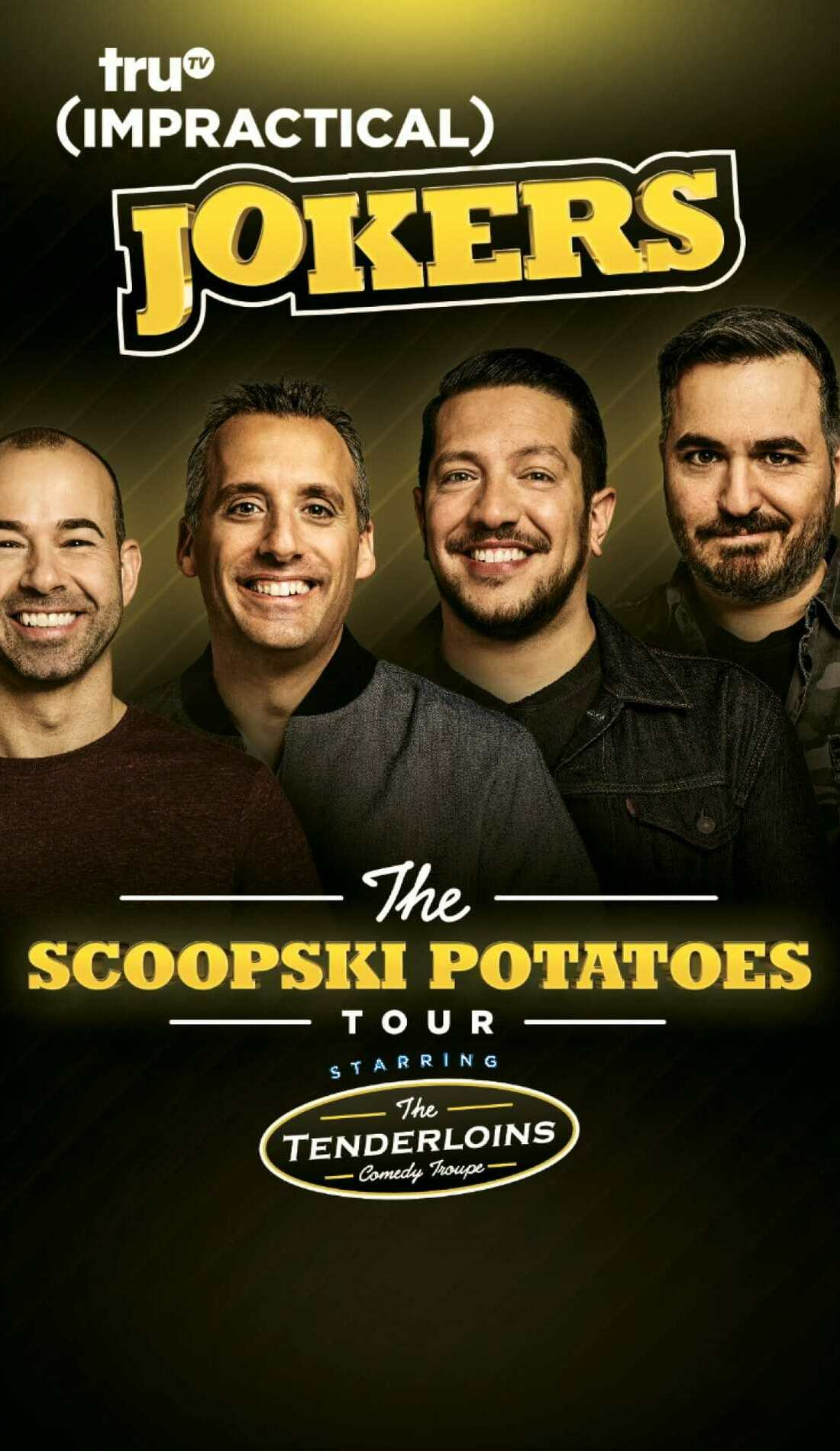 A Impractical Jokers live event