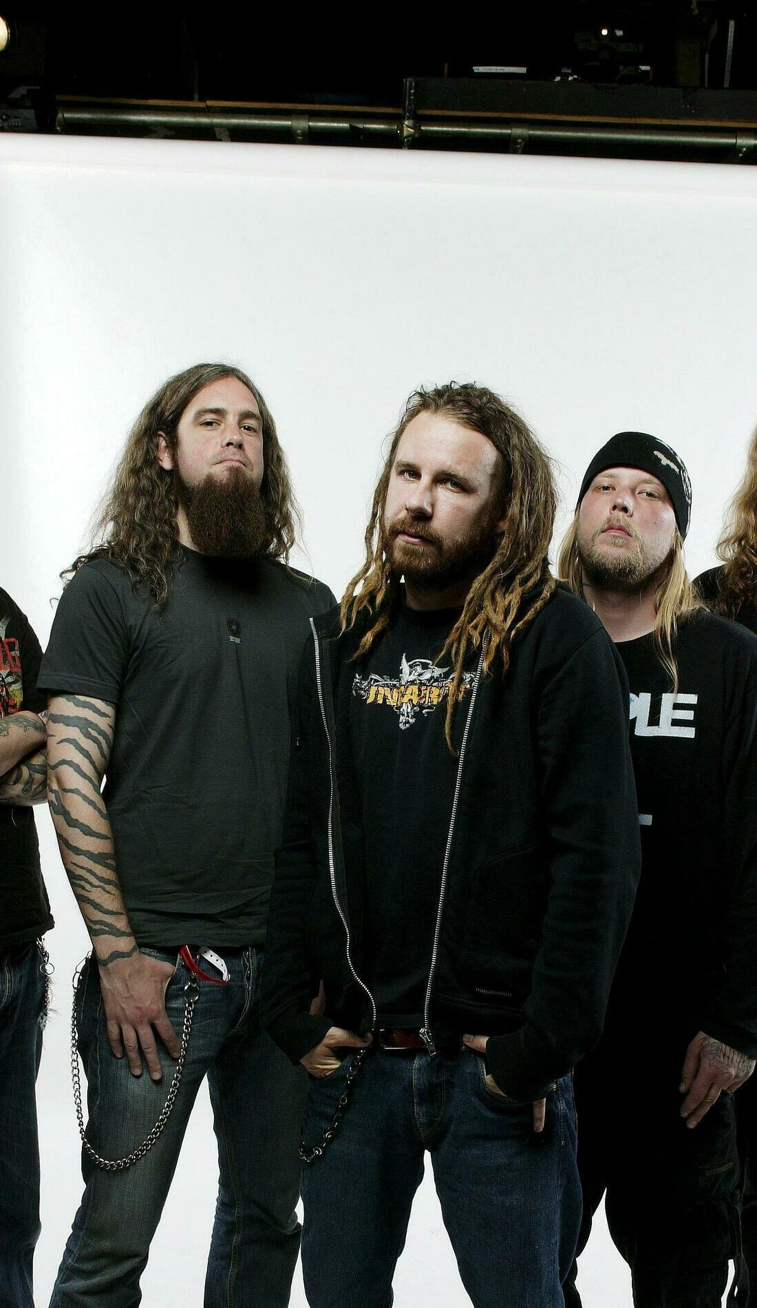 A In Flames live event