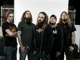 In Flames with From Ashes to New