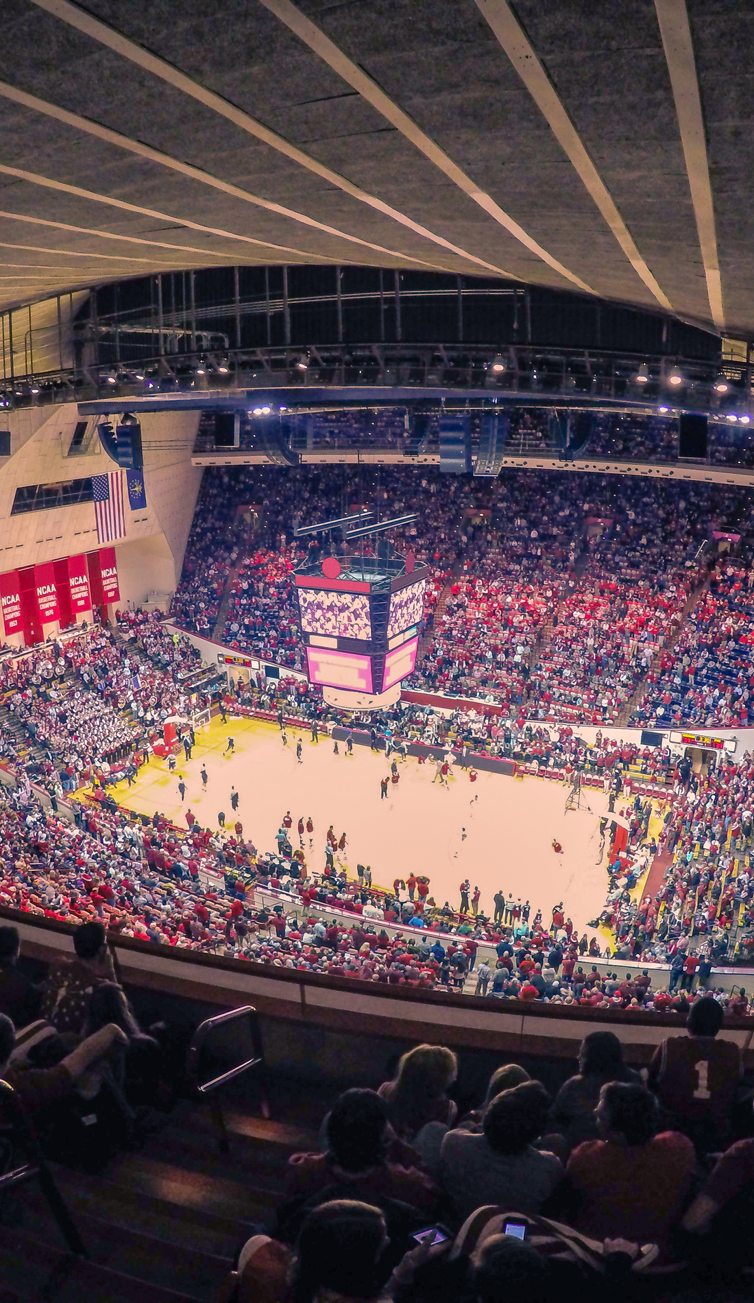 A Indiana Hoosiers Basketball live event