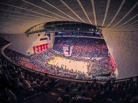 Indiana Hoosiers at Arkansas Razorbacks Basketball