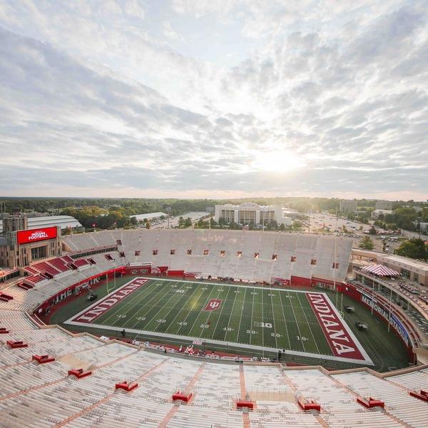 Indiana Hoosiers Football