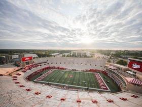 Indiana Hoosiers Football vs Ball State Cardinals Football