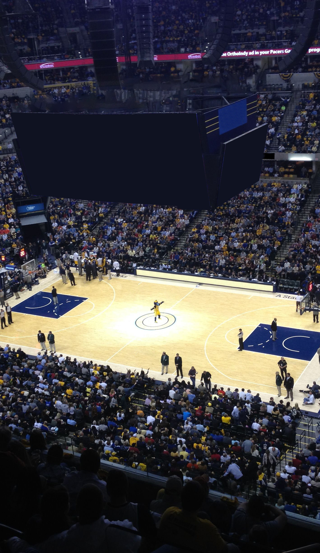 A Indiana Pacers live event