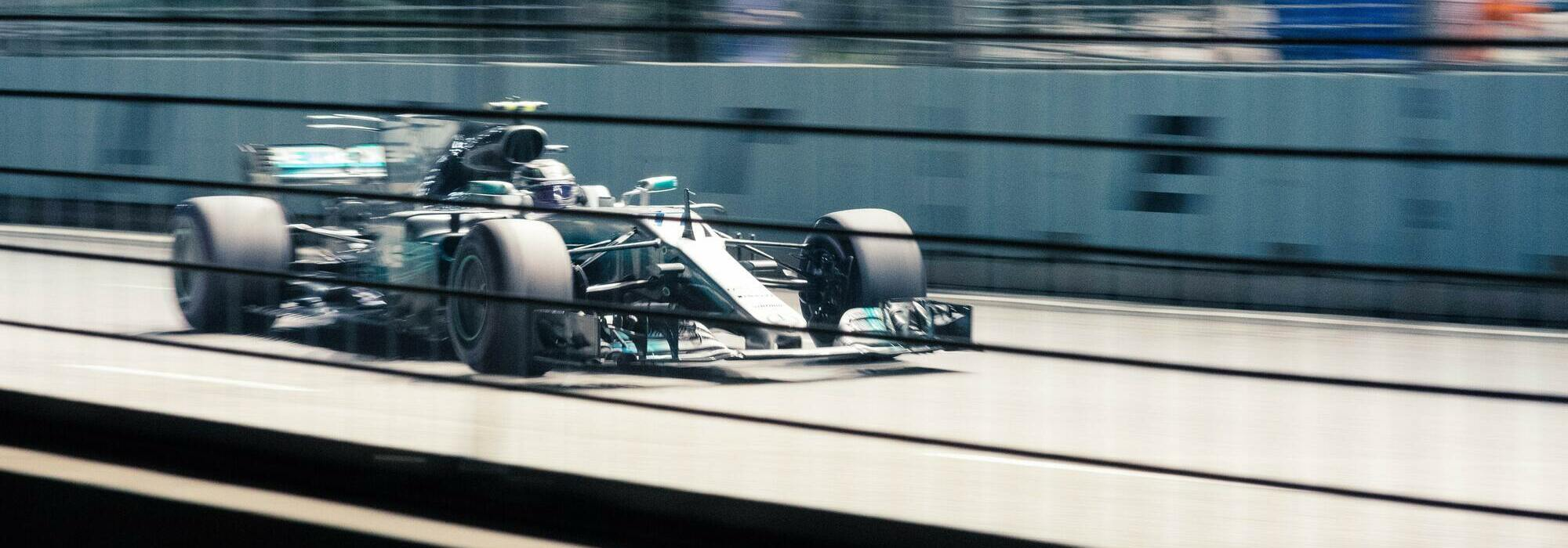 A Indianapolis 500 live event