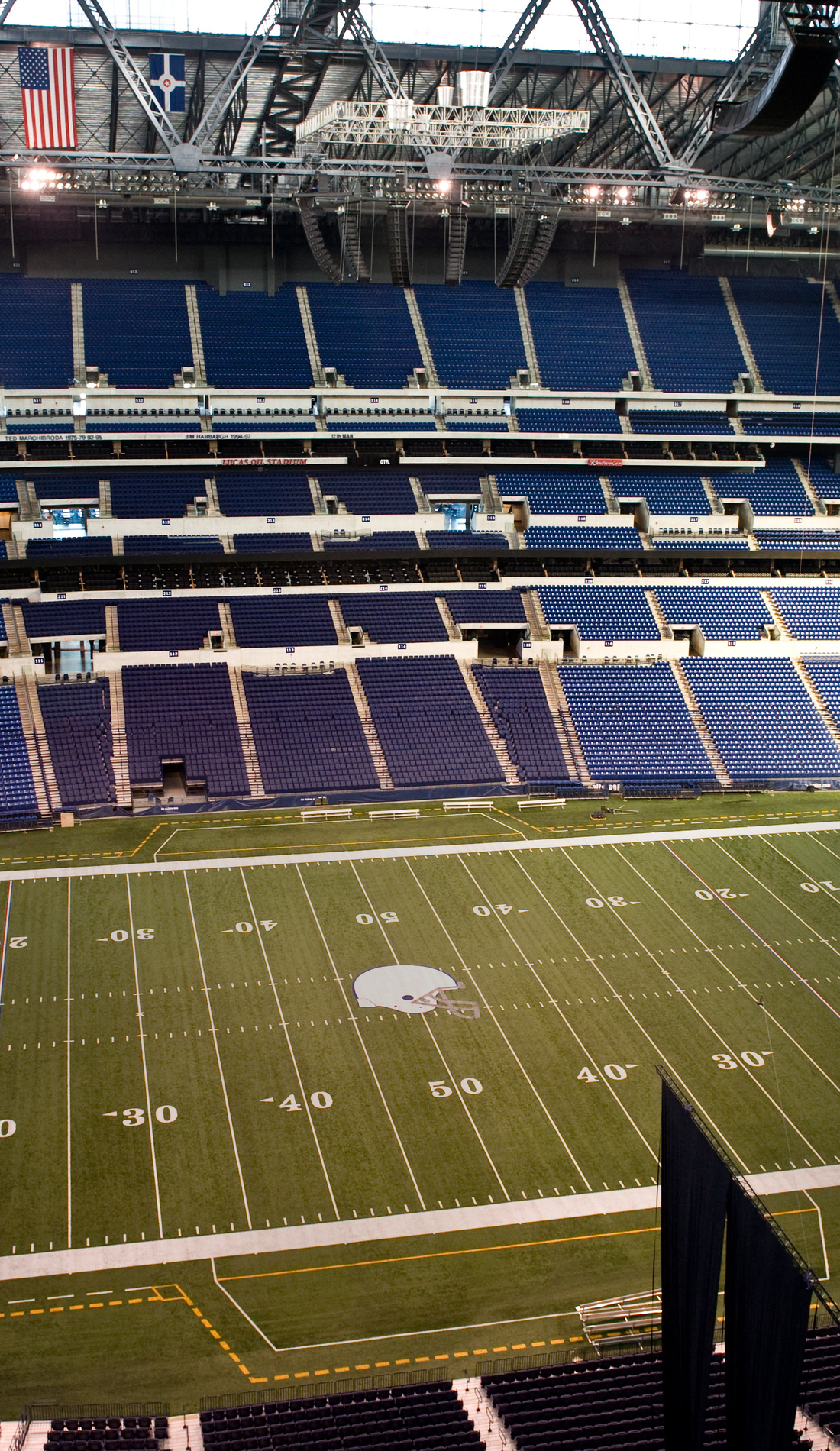 A Indianapolis Colts live event