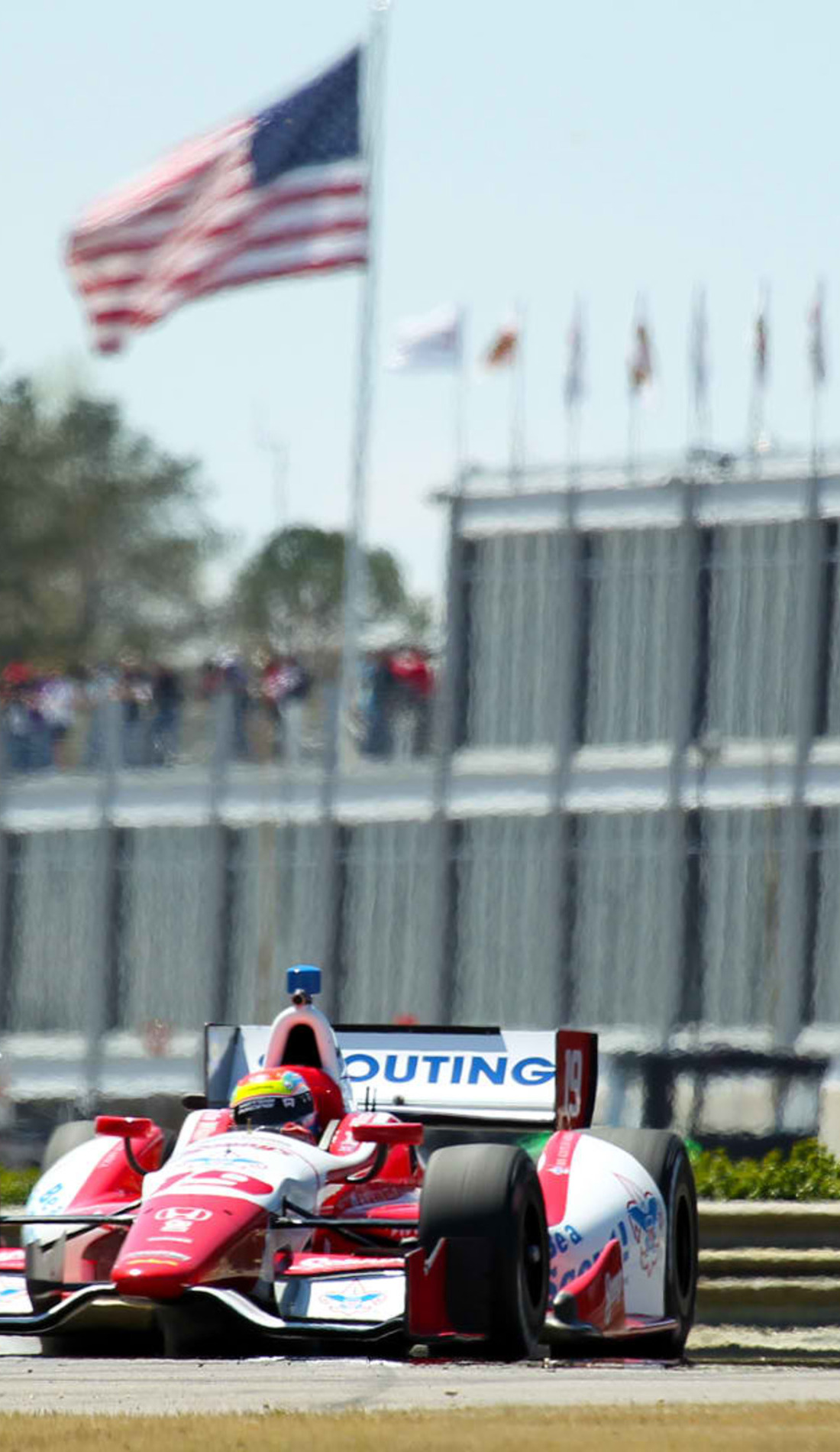A Indianapolis Grand Prix live event