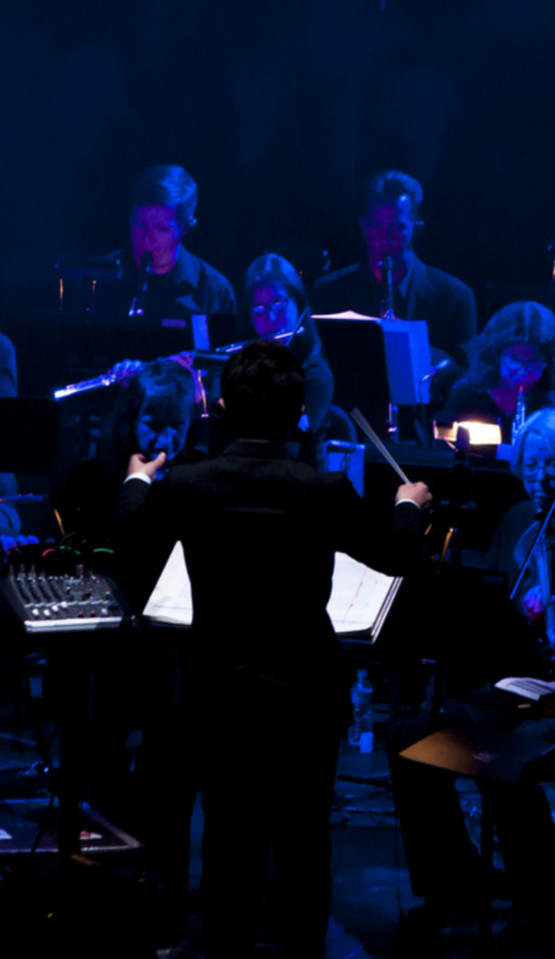 A Indianapolis Symphony Orchestra live event