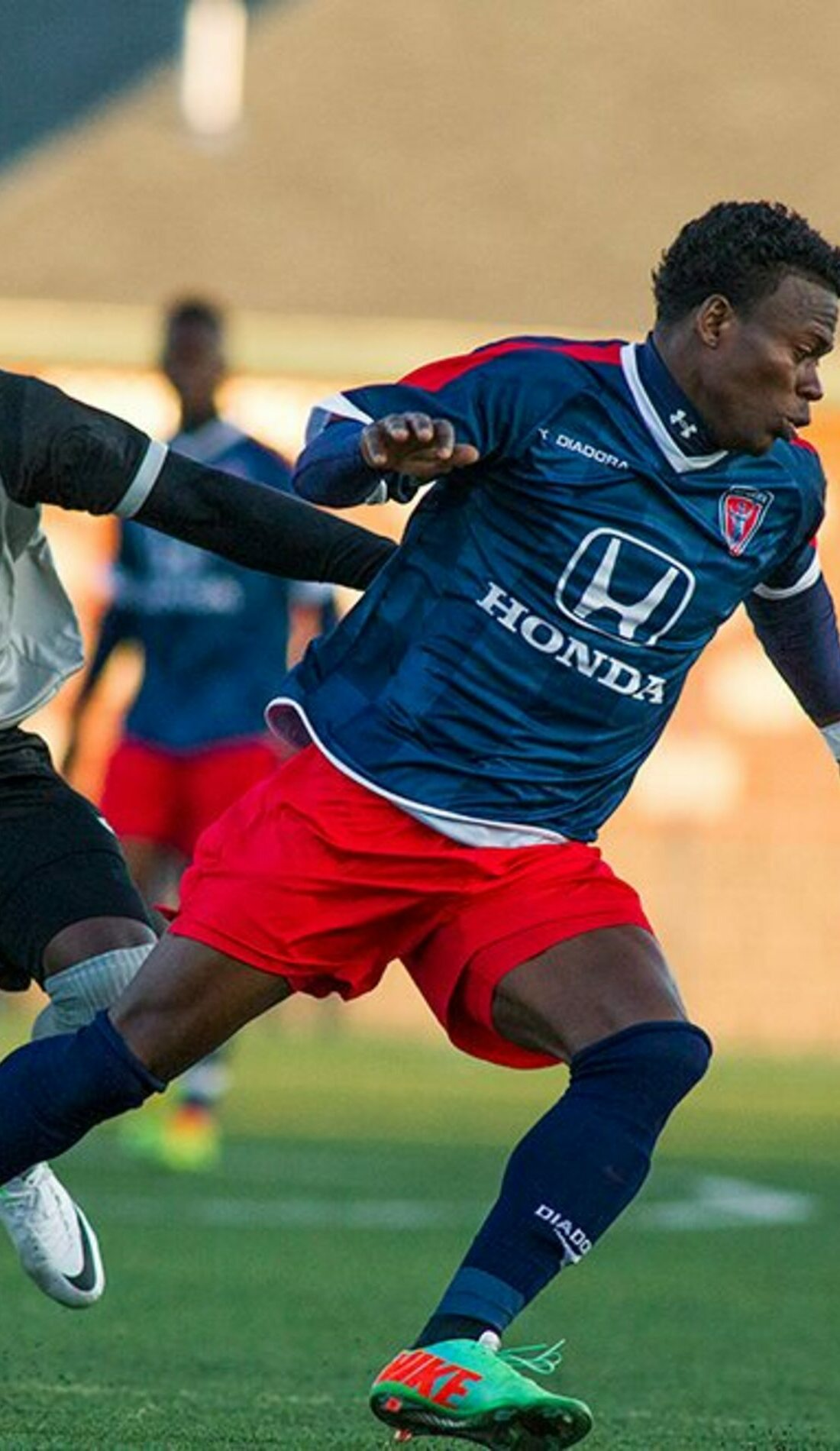 A Indy Eleven live event