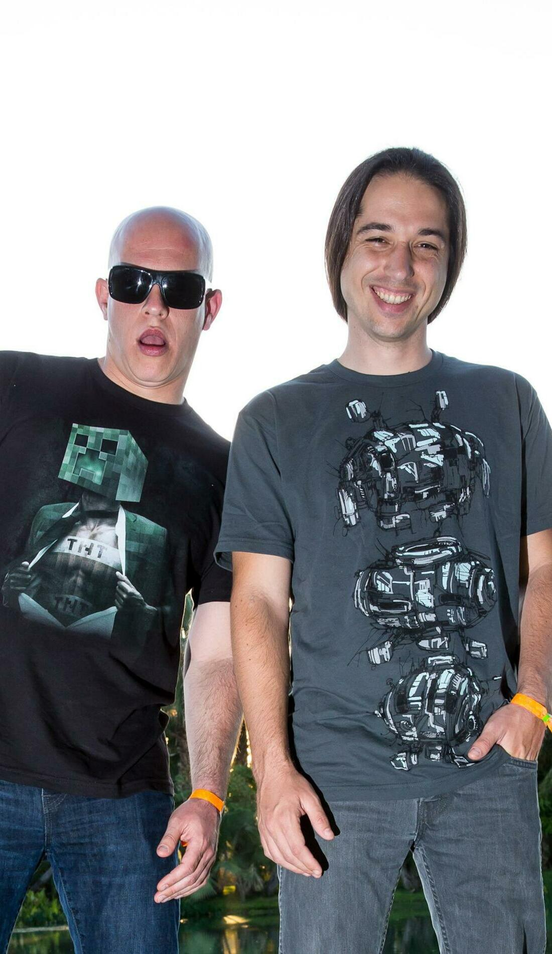 A Infected Mushroom live event