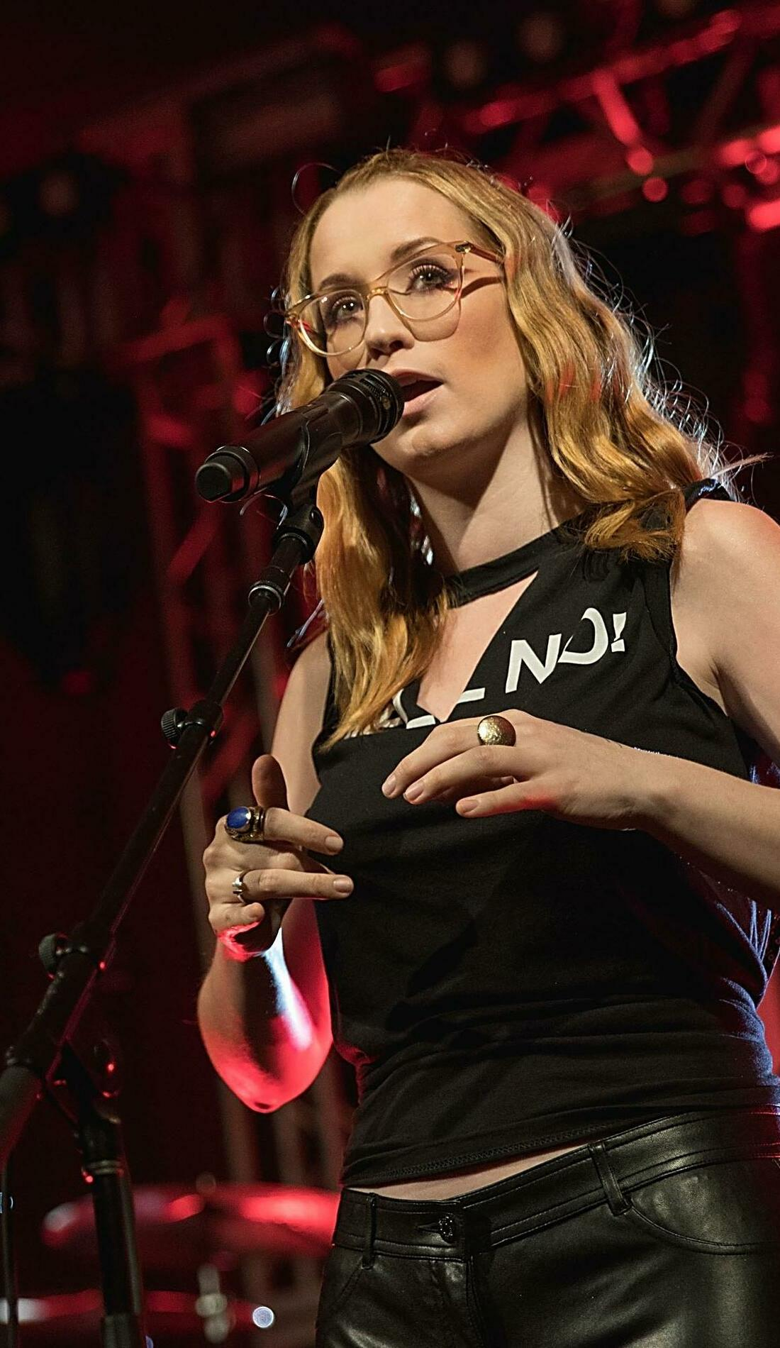 A Ingrid Michaelson live event