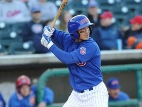 Omaha Storm Chasers at Iowa Cubs