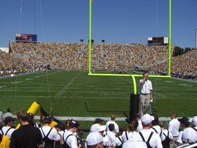 Northwestern Wildcats at Iowa Hawkeyes Football