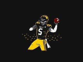Wisconsin Badgers at Iowa Hawkeyes Football