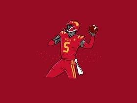 Oklahoma Sooners at Iowa State Cyclones Football