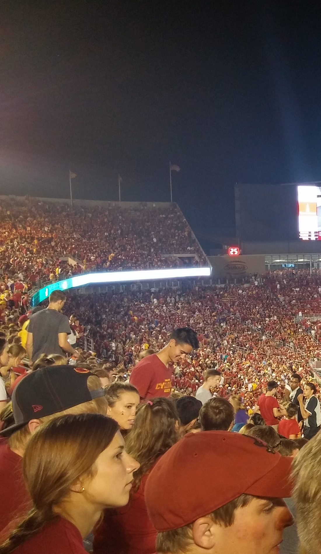 A Iowa State Cyclones Football live event