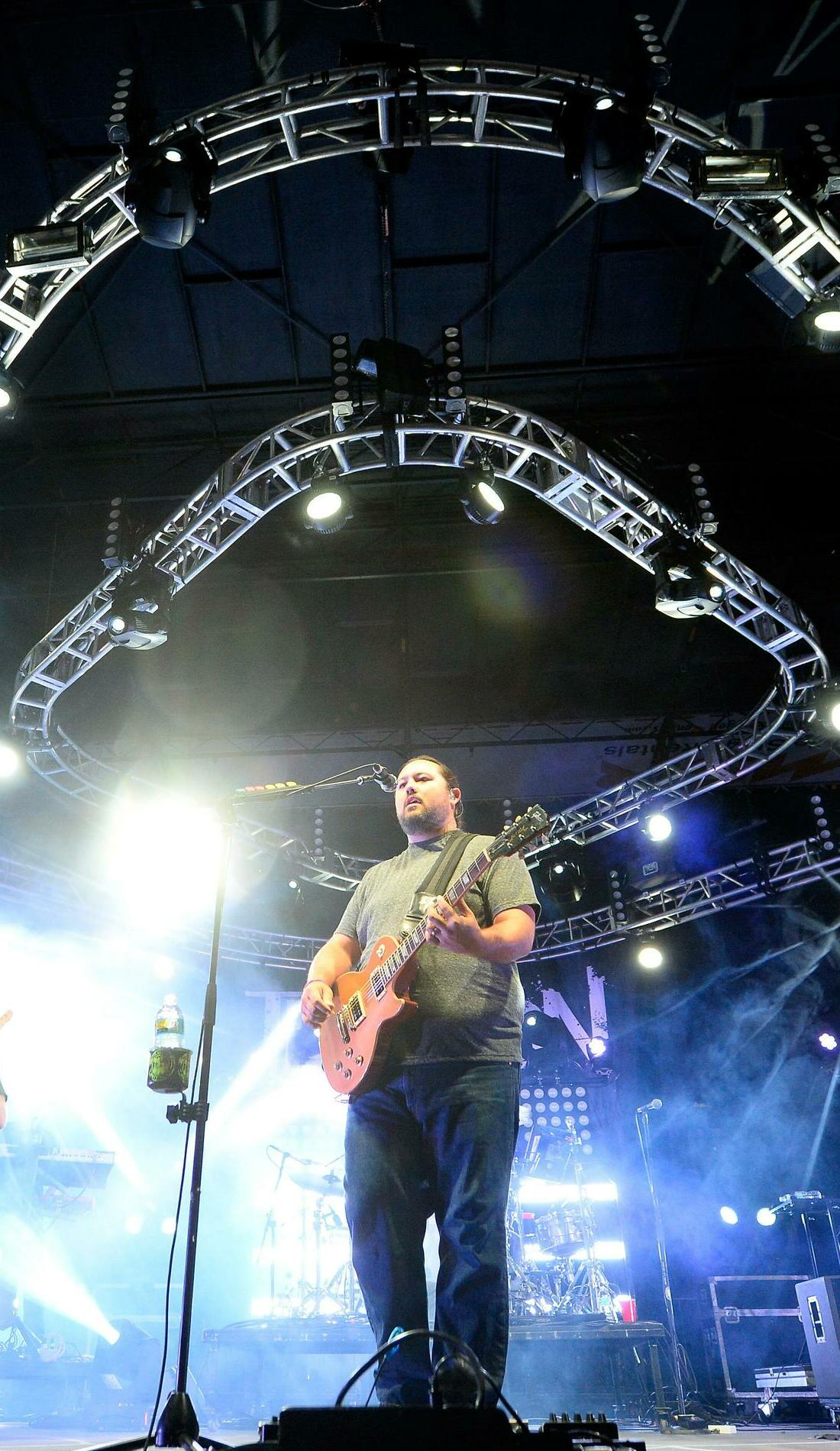 A Iration live event