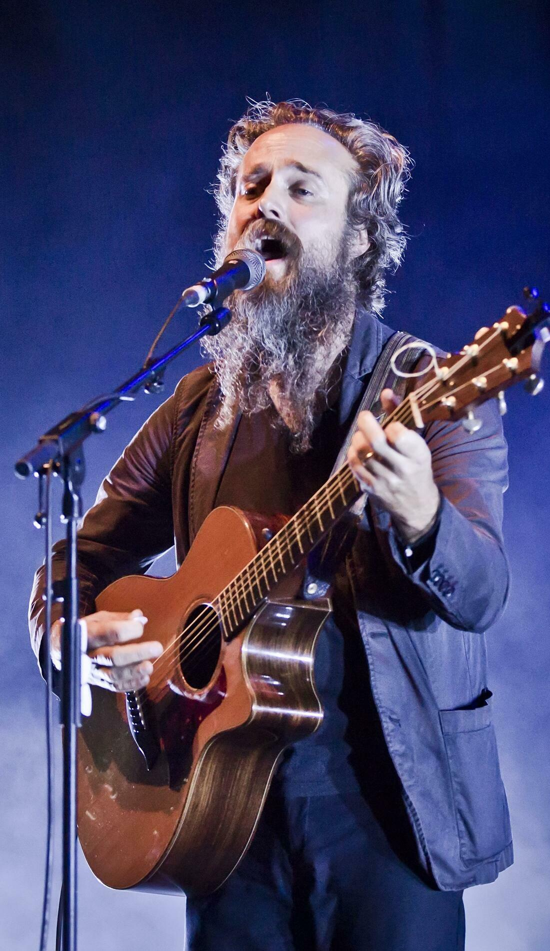 A Iron & Wine live event