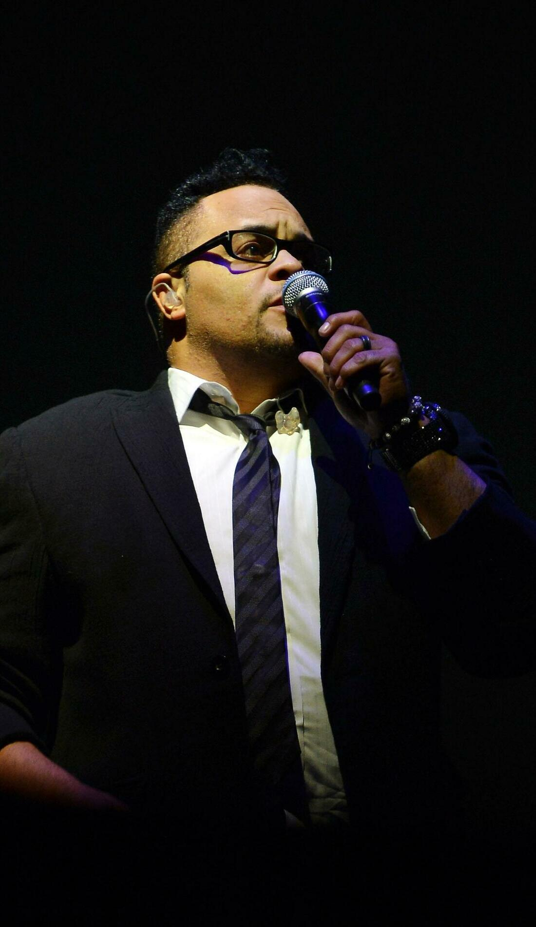 A Israel Houghton live event