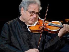 Itzhak Perlman - Englewood