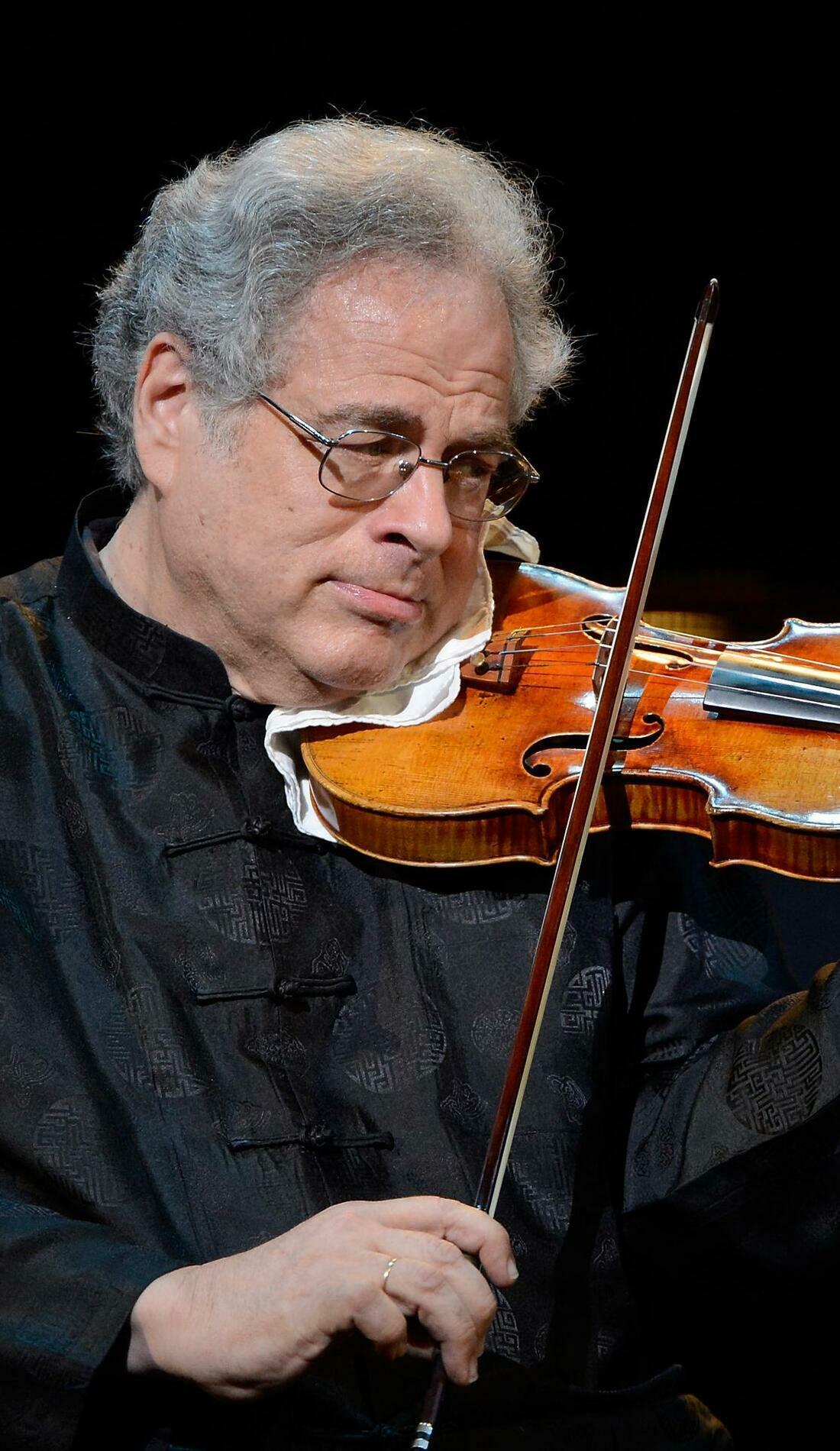 A Itzhak Perlman live event