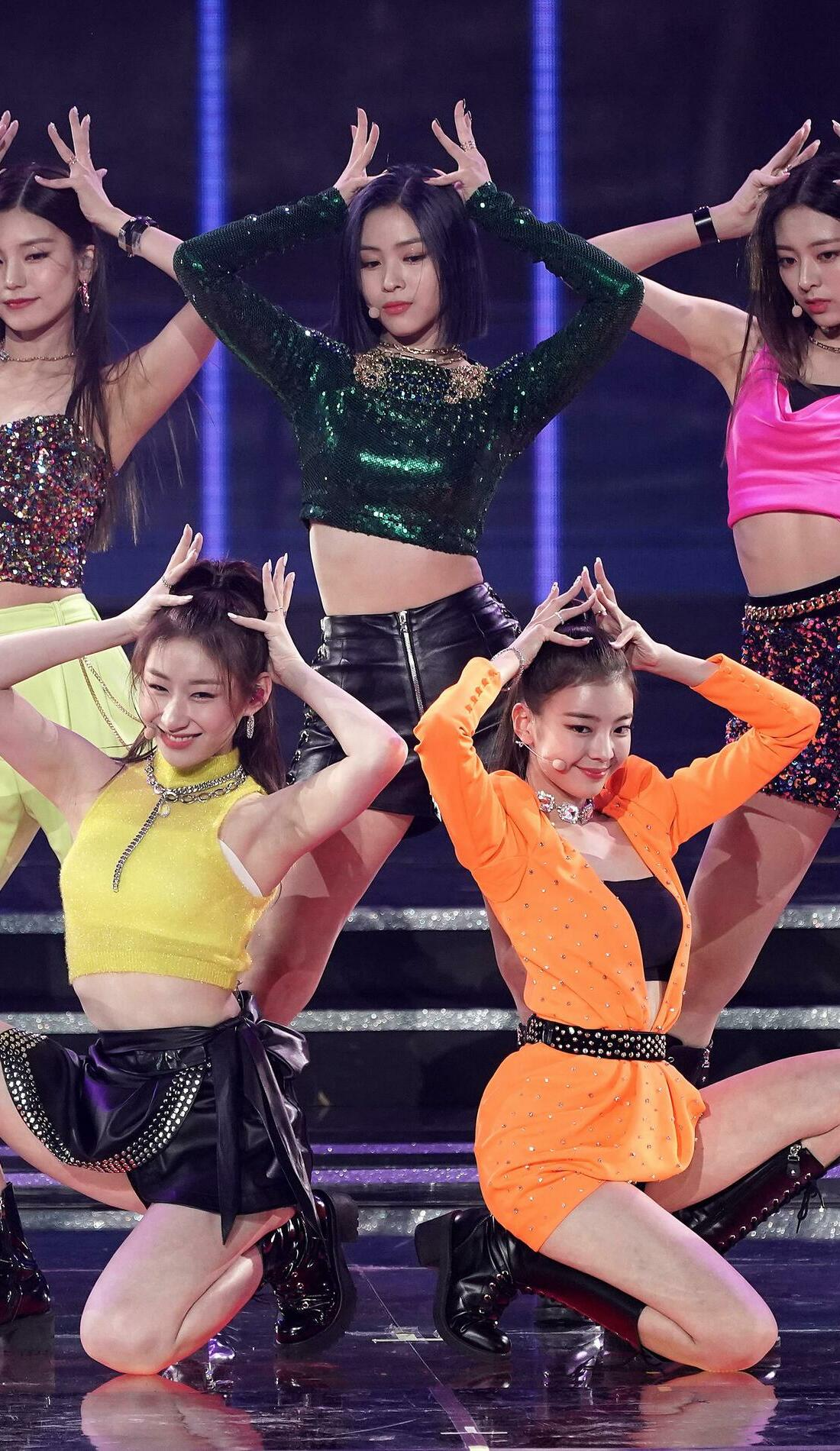 A Itzy - Band live event