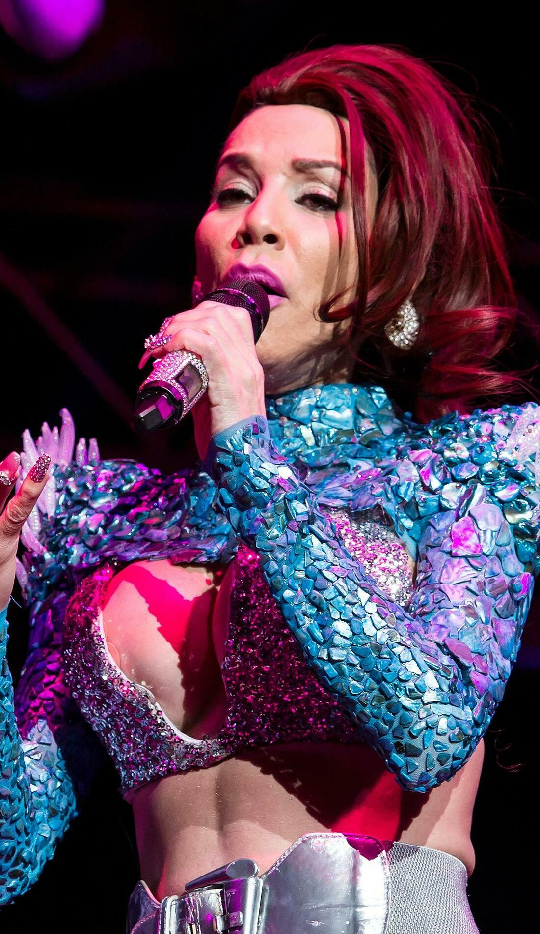 A Ivy Queen live event