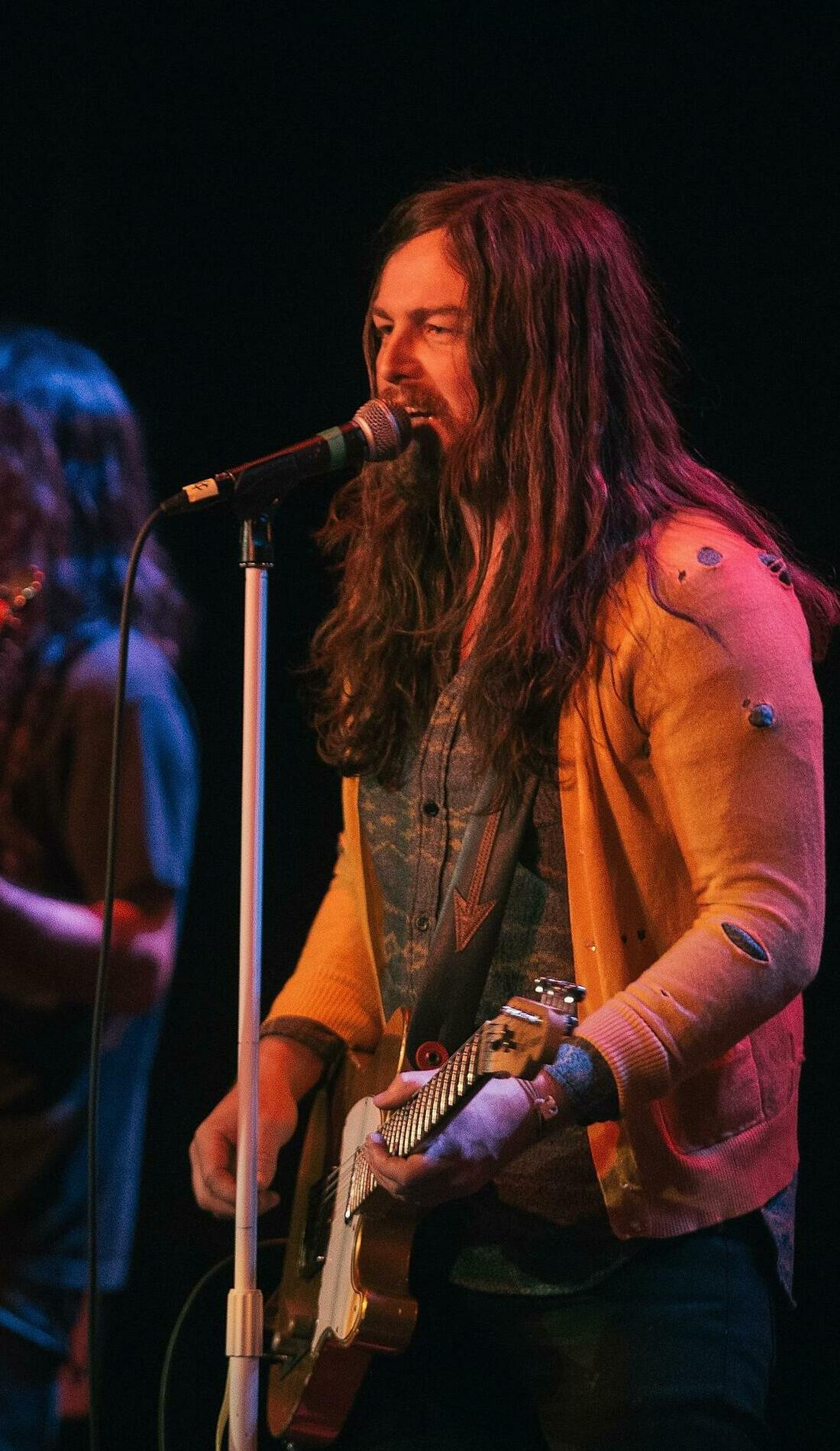 A J Roddy Walston & The Business live event