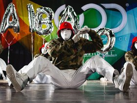 Advertisement - Tickets To Jabbawockeez