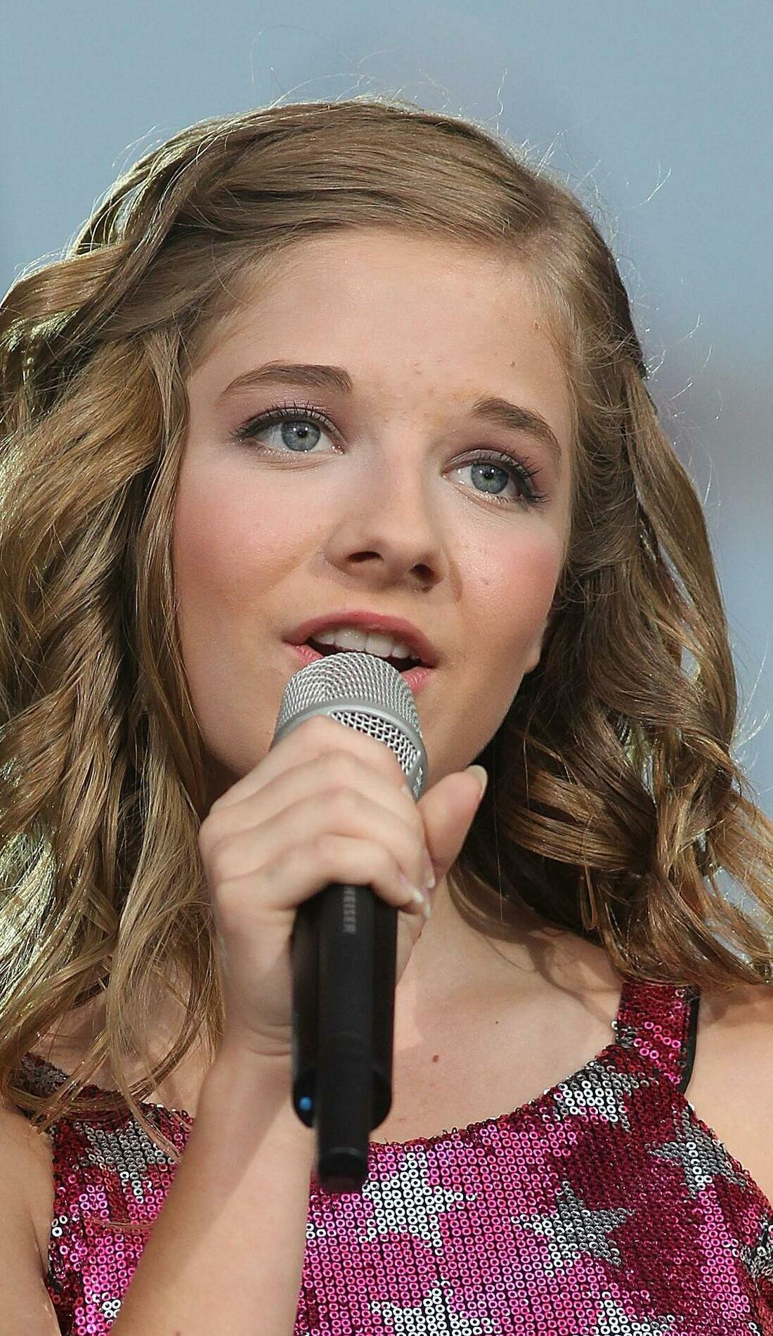 A Jackie Evancho live event