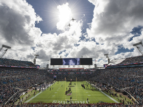 New York Jets at Jacksonville Jaguars