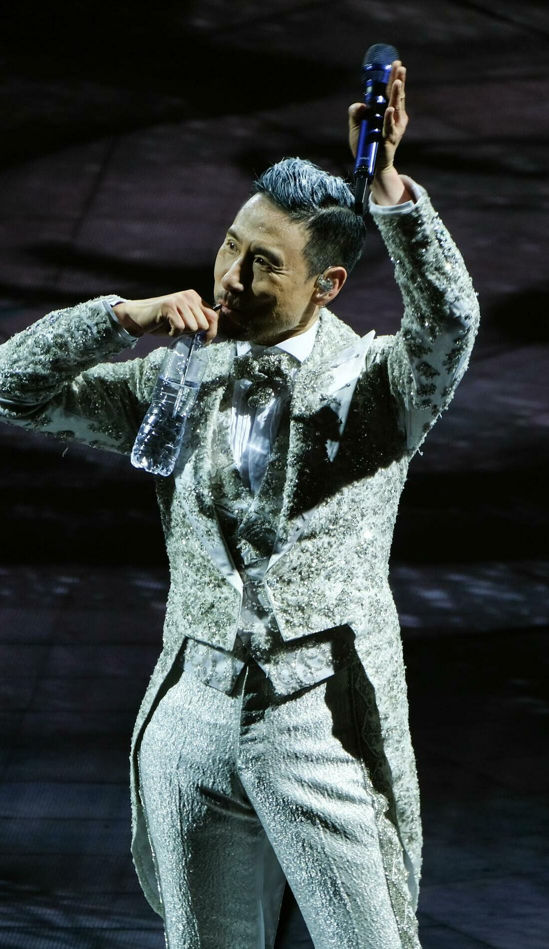 A Jacky Cheung live event
