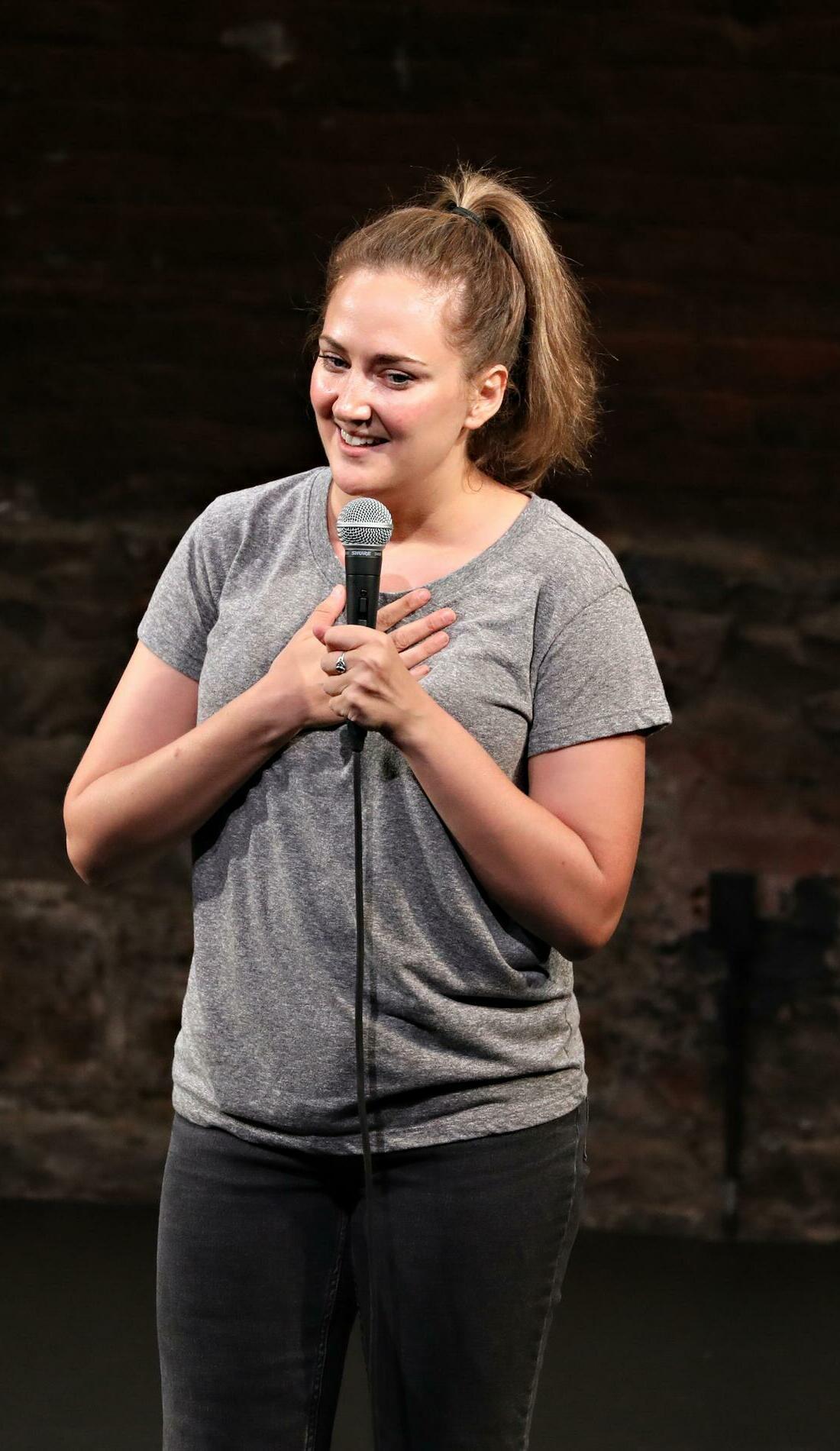 A Jacqueline Novak live event