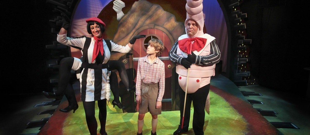 James and the Giant Peach Jr. Tickets