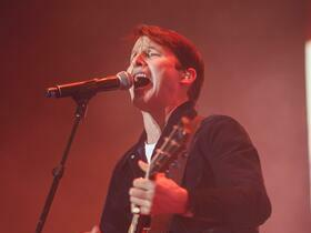 Advertisement - Tickets To James Blunt