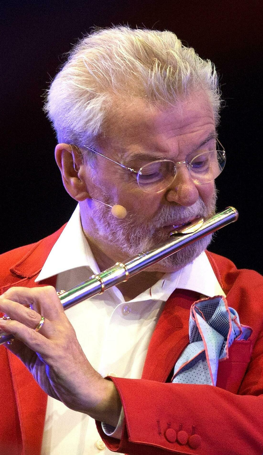 A James Galway live event