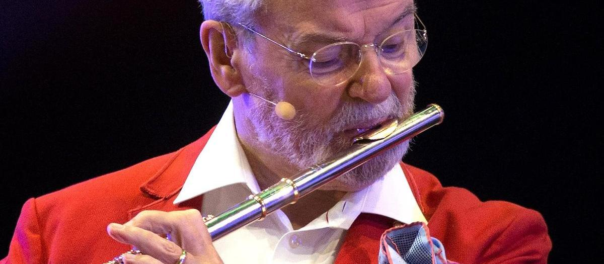 James Galway Tickets
