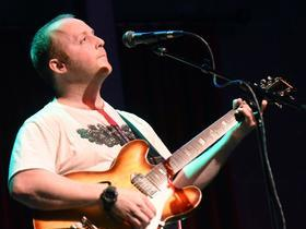 James McCartney with Sweet Ghosts