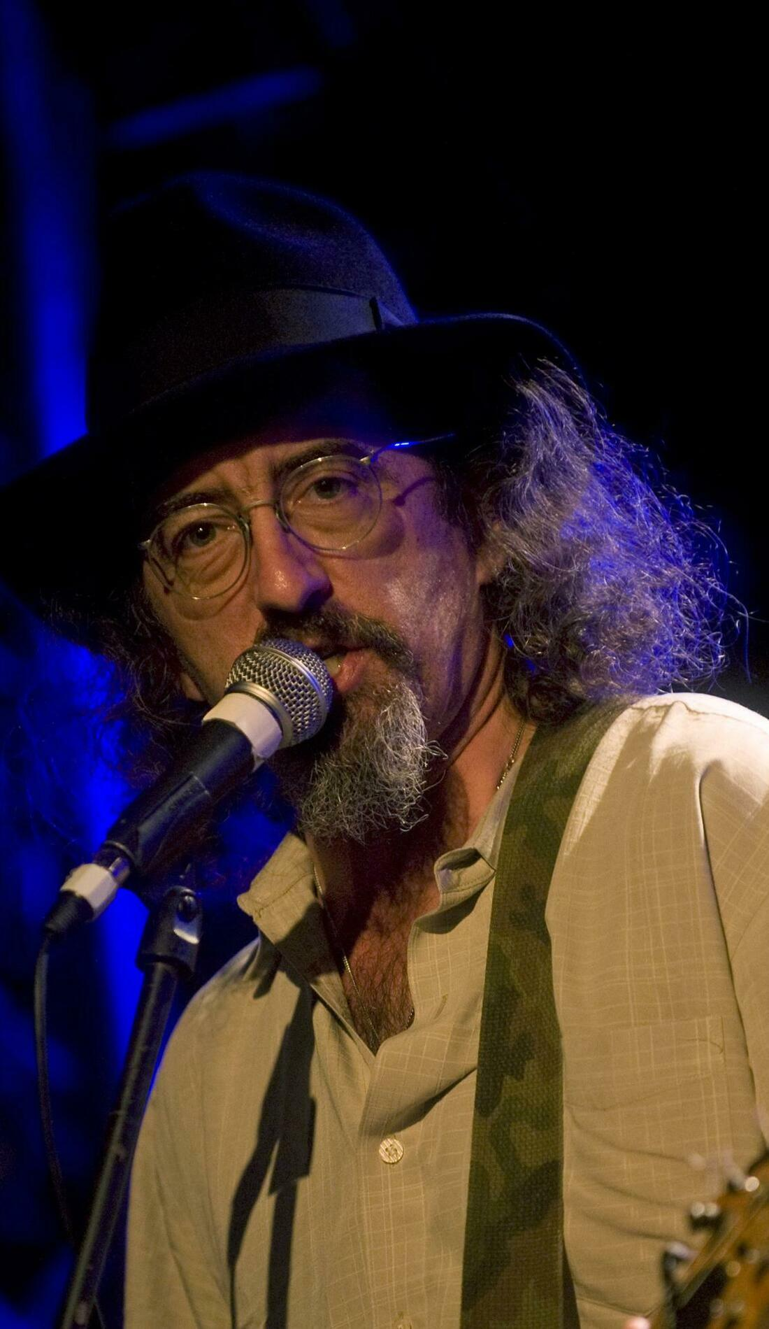 A James McMurtry live event